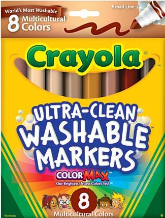 Nude Crayola