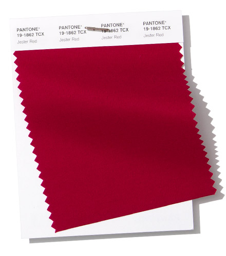 Pantone-FCR-Spring-2019-Jester-Red